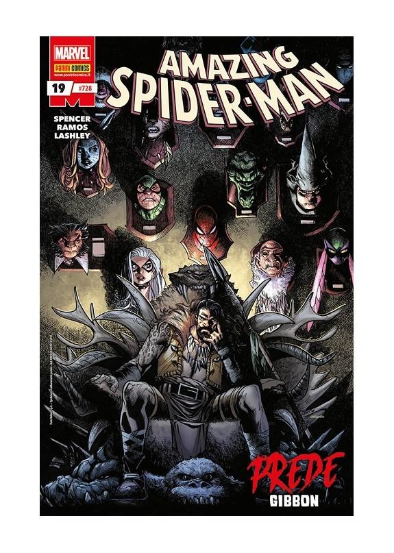 SPIDER-MAN N.728 - AMAZING SPIDER-MAN N.19