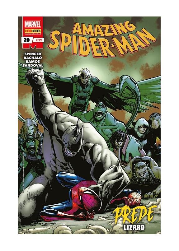 SPIDER-MAN N.729 - AMAZING SPIDER-MAN N.20