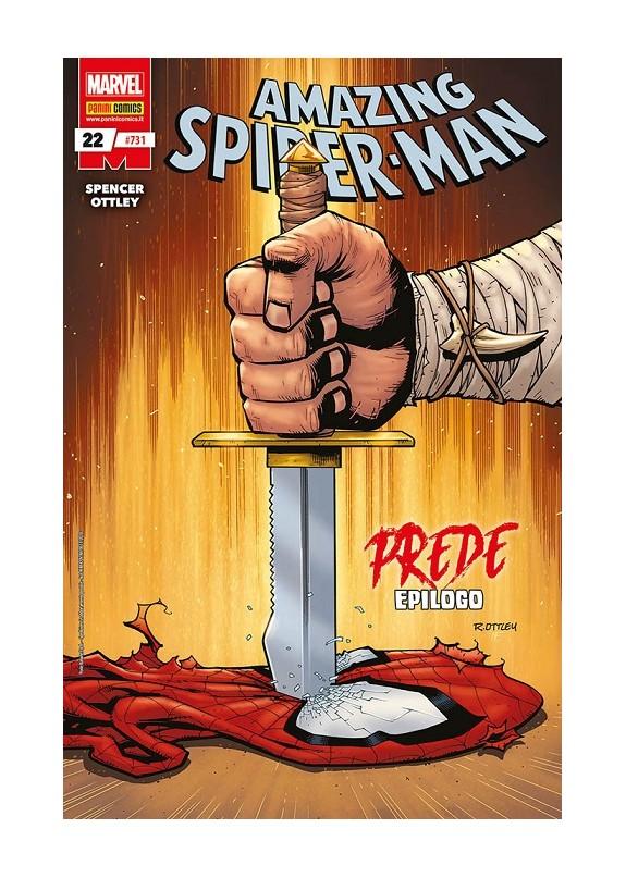 SPIDER-MAN N.731 - AMAZING SPIDER-MAN N.22