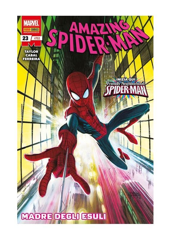 SPIDER-MAN N.732 - AMAZING SPIDER-MAN N.23