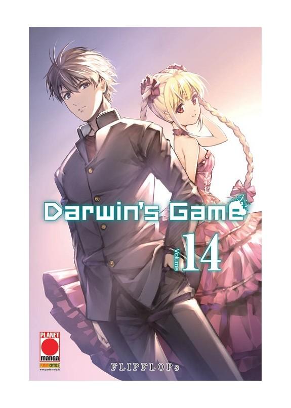 DARWIN'S GAME  N.14