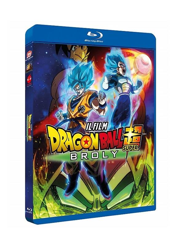 Dragon Ball Super - Broly  Blu-ray
