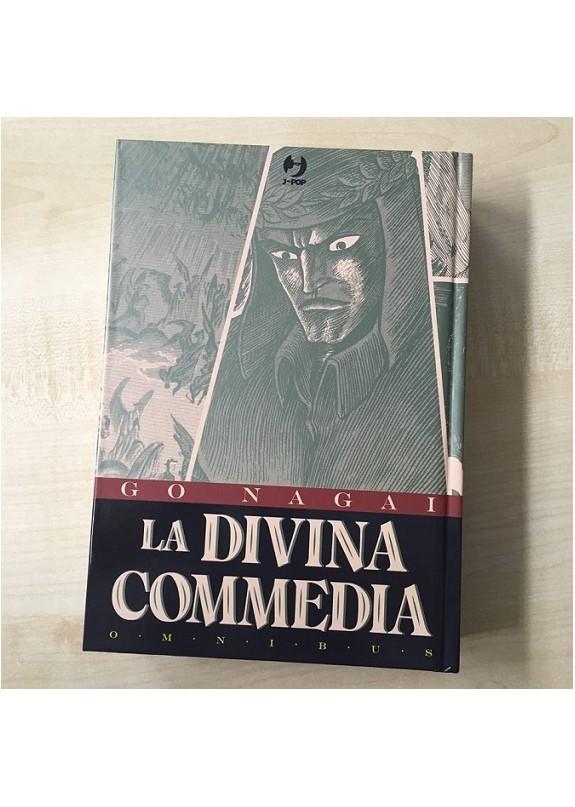 LA DIVINA COMMEDIA OMNIBUS DI GO NAGAI