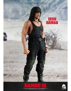 RAMBO III JOHN RAMBO 1/6 FIGURE