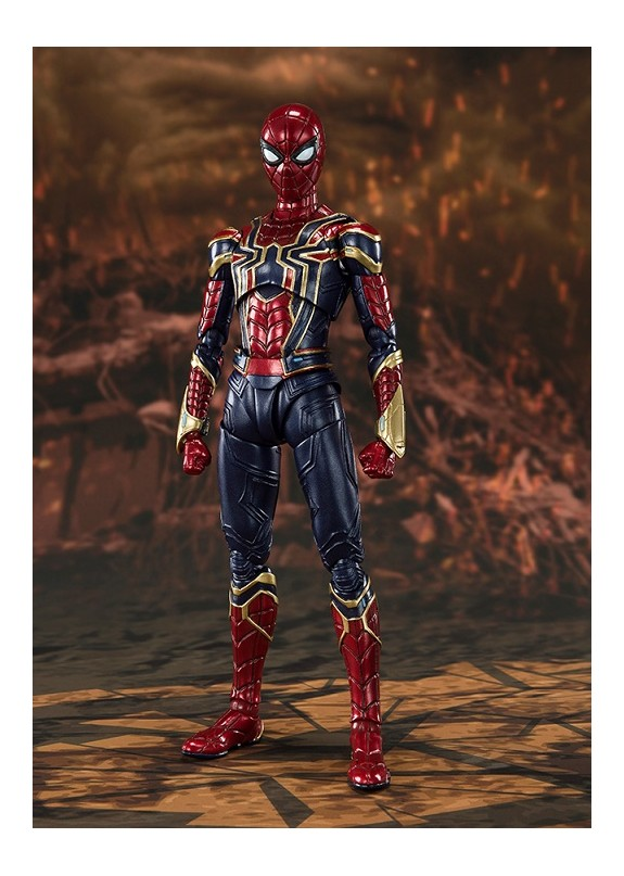 AVENGERS ENDGAME IRON SPIDER FINAL B S.H.FIGUARTS