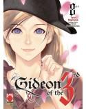 GIDEON OF THE 3RD N.8 (DI 8)