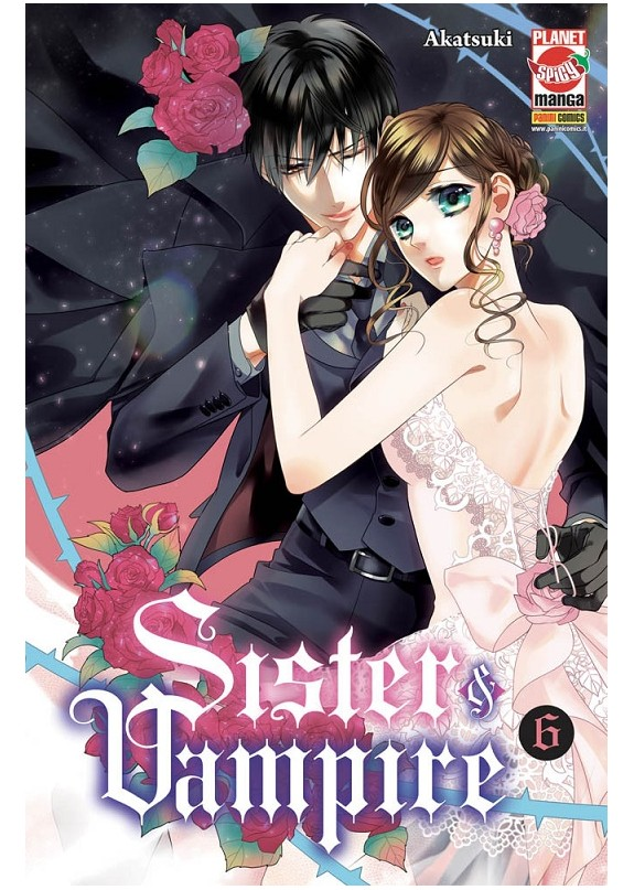 SISTER & VAMPIRE N. 6
