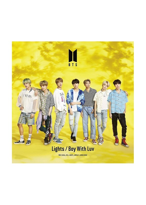 Bts - Lights / Boy With Luv (Ltd Ed A) (Cd+Dvd)
