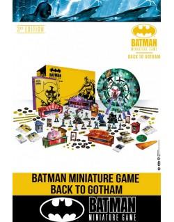 BATMAN MINIATURE GAME BACK TO GOTHAM STARTER SET