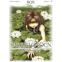 SAIYUKI GAIDEN BOX SERIE COMPLETA