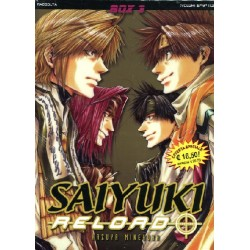 SAIYUKI RELOAD  VOL.8-9-10