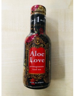 ALOE LOVE DRAGON FRUIT ICED TEA 470ml