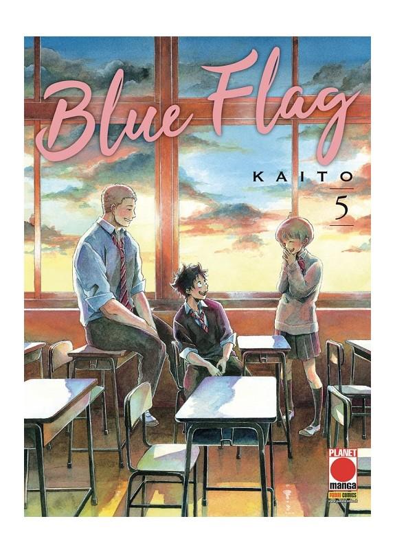 BLUE FLAG N.5