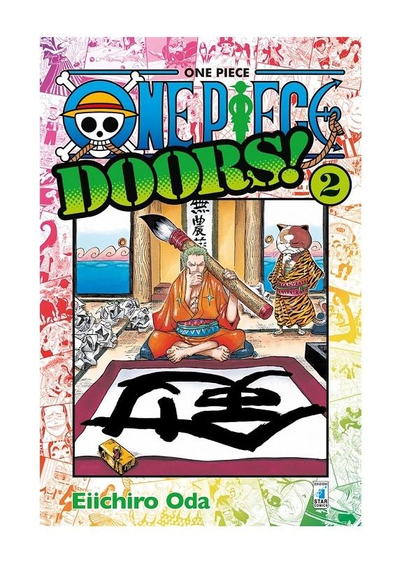 ONE PIECE DOORS N.2