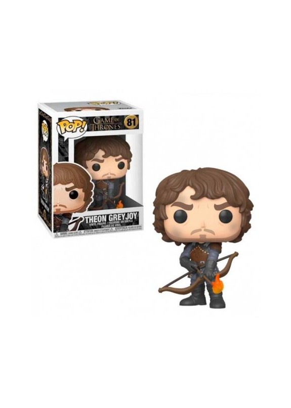 GAME OF THRONES - THEON GREYJOY FUNKO POP #81