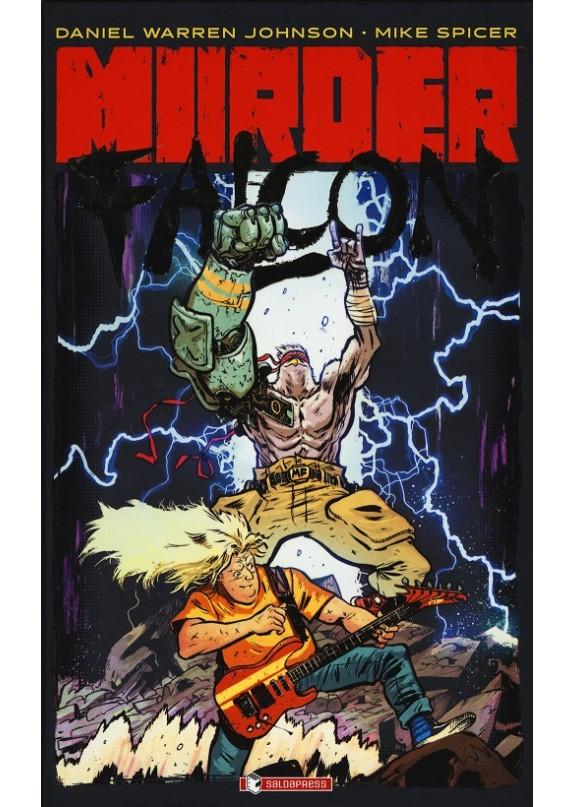 MURDER FALCON (VOLUME UNICO)