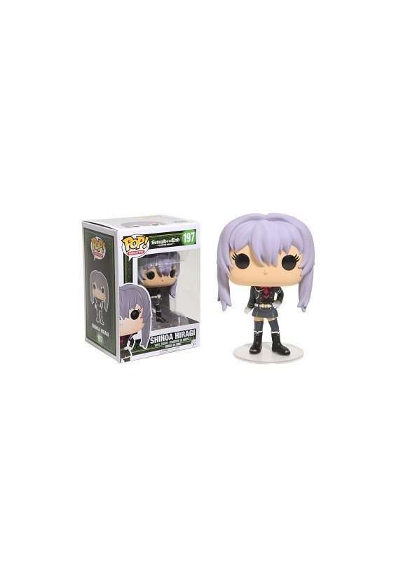 SERAPH OF THE END SHINOA HIRAGI  FUNKO POP #197