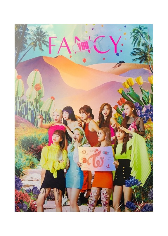 Twice - Fancy You(7Th Album)