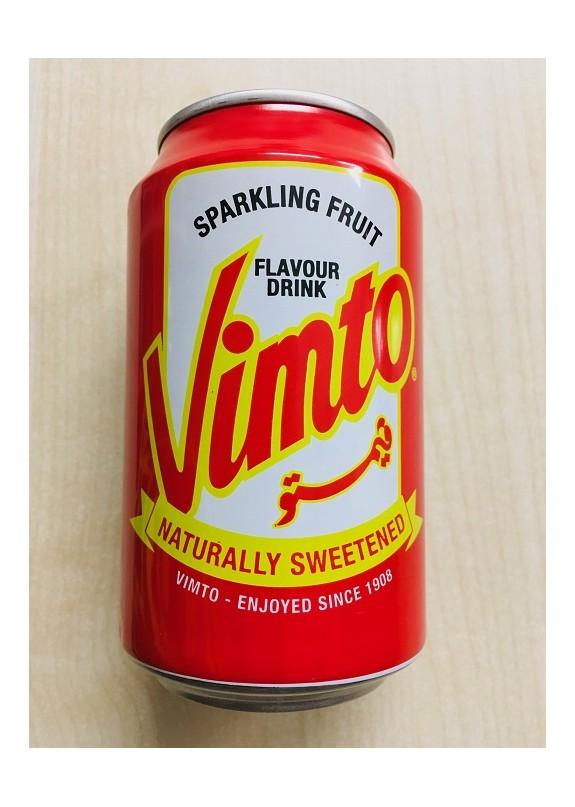 VIMTO SPARKLING FRUIT FLAVOUR DRINK 330ml