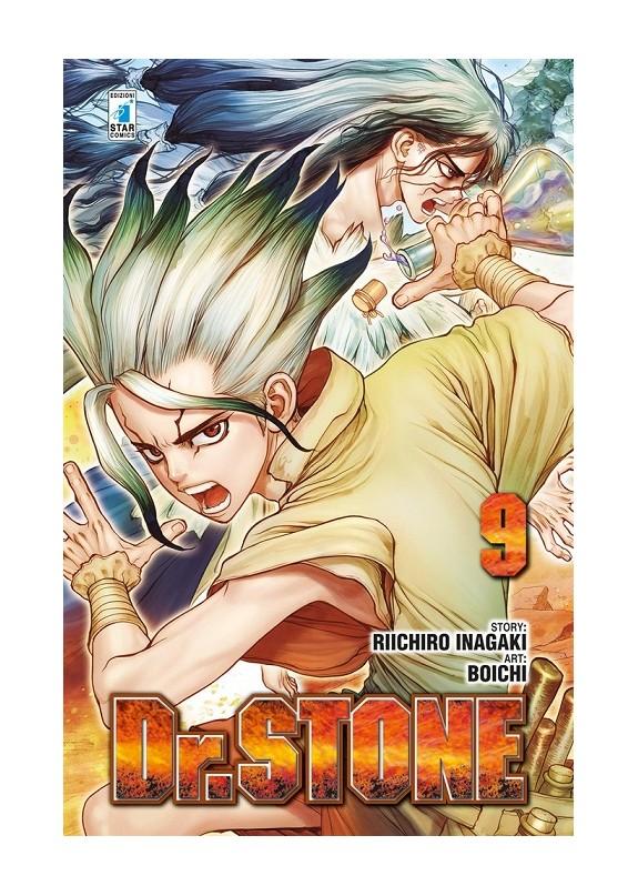 DR.STONE N.9