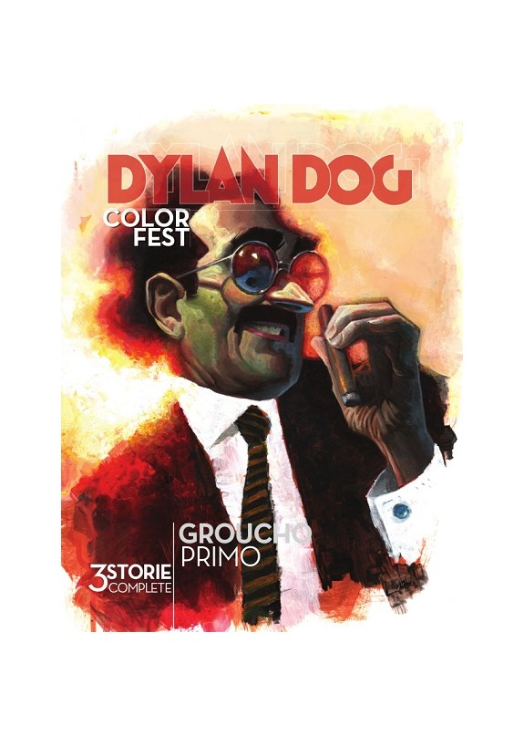 DYLAN DOG COLOR FEST N.30