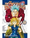 THE SEVEN DEADLY SINS N.33