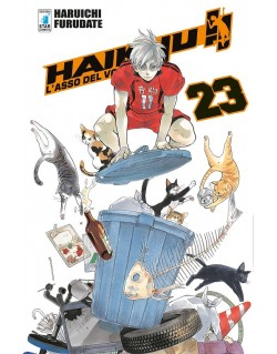 HAIKYU!! L'ASSO DEL VOLLEY N.23