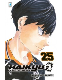 HAIKYU!! L'ASSO DEL VOLLEY N.25