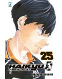 HAIKYU!! L\'ASSO DEL VOLLEY N.25