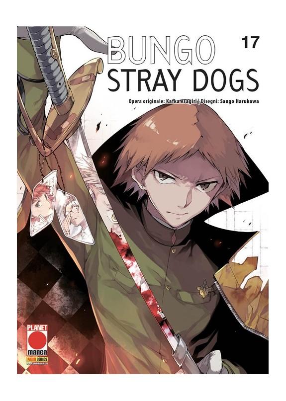 BUNGO STRAY DOGS N.17