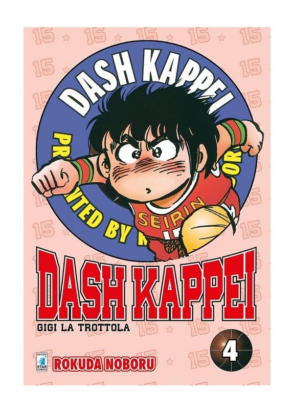DASH KAPPEI GIGI LA TROTTOLA N.4 (DI 9)