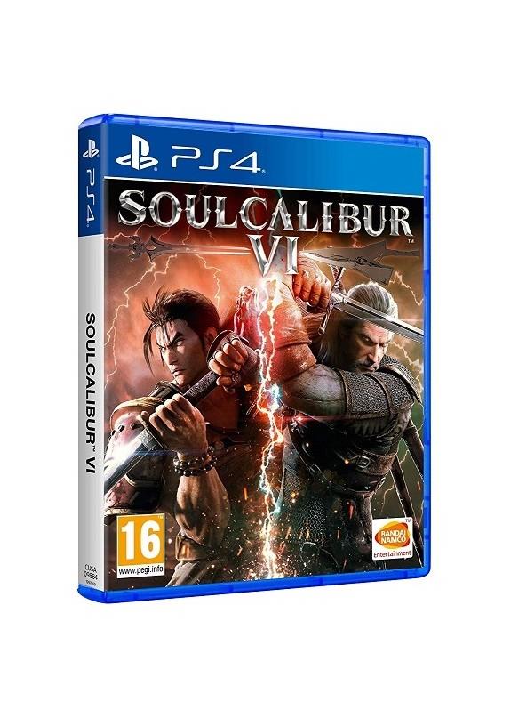 SOULCALIBUR VI  PS4  usato