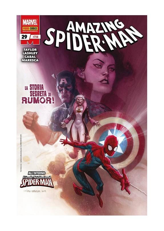 SPIDER-MAN N.738 - AMAZING SPIDER-MAN N.29