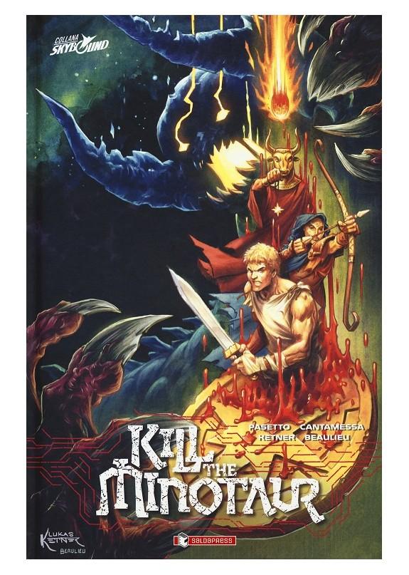 KILL THE MINOTAUR (VOLUME UNICO)
