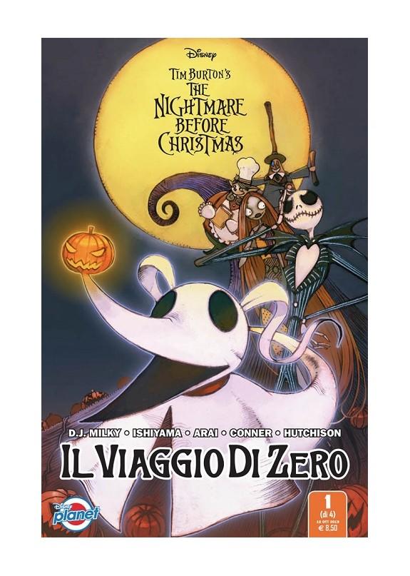 The Nightmare Before Christmas – Il viaggio di Zero