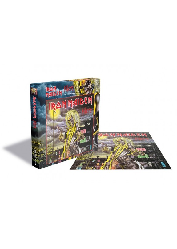 IRON MAIDEN KILLERS PUZZLE