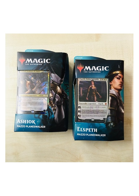 MAGIC THEROS OLTRE LA MORTE MAZZO PLANESWALKER (1pz)
