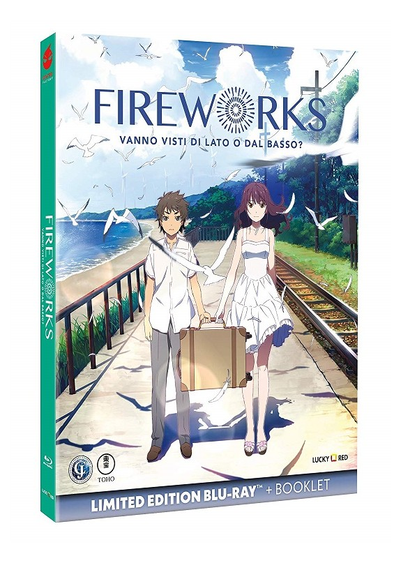 Fireworks - Limited Edition Blu-ray
