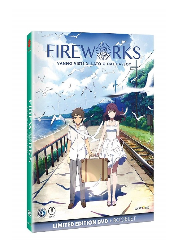 Fireworks - Limited Edition Dvd