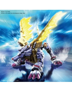 FIGURE RISE DIGIMON METAL GARURUMON AMPL