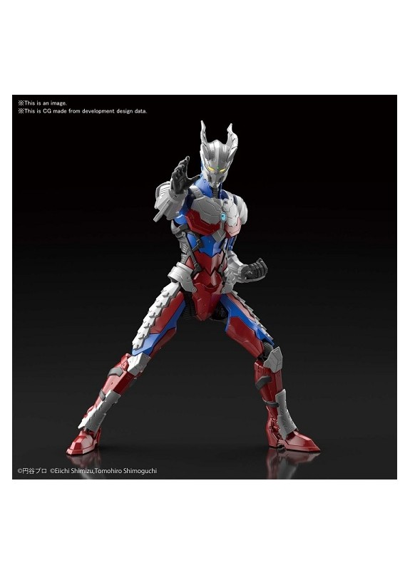 FIGURE RISE ULTRAMAN SUIT ZERO ACTION