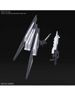 HGBDR ENEMY GUNDAMS NEW WEAPONS 1/144