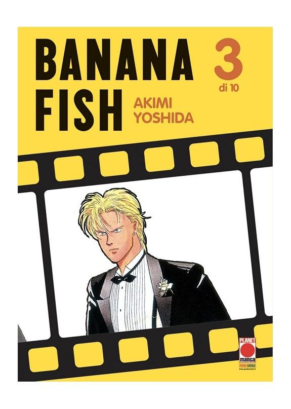 BANANA FISH N.3 (DI 10)