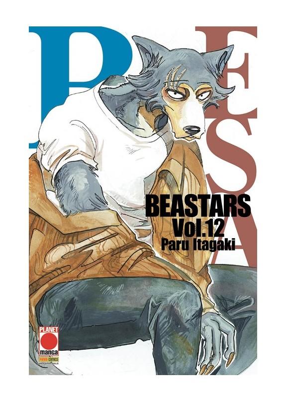 BEASTARS N.12