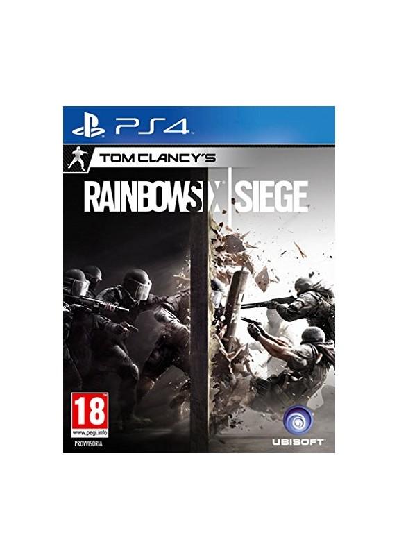RAINBOW SIX SIEGE PS4  usato