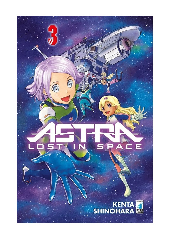 ASTRA LOST IN SPACE N.3 (DI 5)
