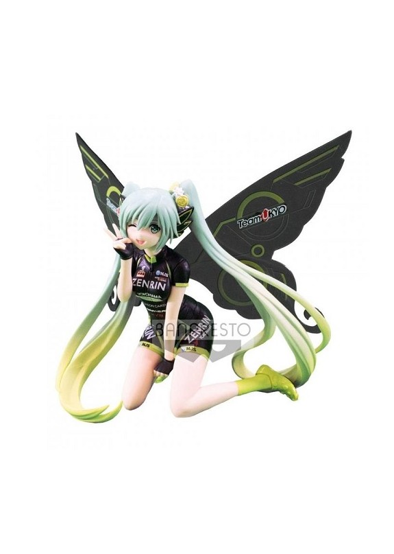 HATSUNE MIKU TEAM UKYO CHEERING FIGURE