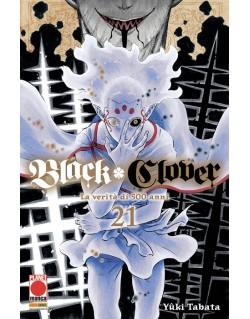 BLACK CLOVER N.21