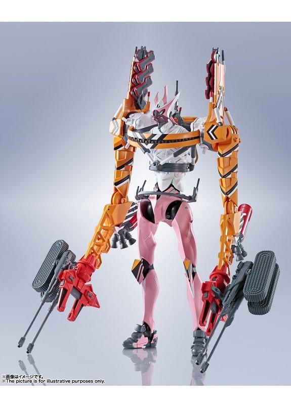 ROBOT SPIRITS NEON GENESIS EVANGELION EVATYPE-08 BETA ICC