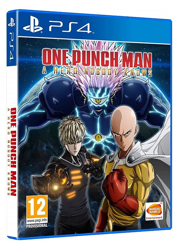ONE PUNCH MAN A HERO NOBODY KNOWS PS4